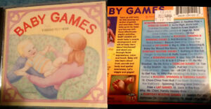 Baby Games CD – NEW