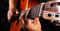 Guitar Lessons - Acoustic - $40/Hr or $25/Half Hour