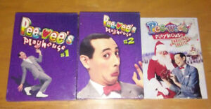Pee Wee's Playhouse (The Complete Series + Christmas Special)