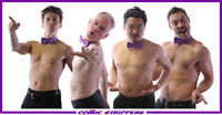 The ComicStrippers: a male stripper parody & improv comedy show