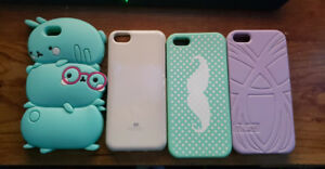 Iphone 5 cases $5 each