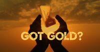 DO YOU LOVE GOLD?