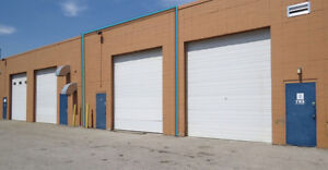 FOR SUBLEASE 1,767SF Drive-Thru Warehouse Bay in Foothills