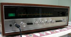 Classic Sansui 2000X Receiver in excellent condition