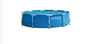 10ft intex framed pool