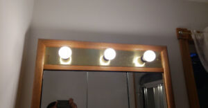 Bathroom Mirror/ Light/ Medicine Cabinets