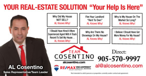 YOUR REAL ESTATE SOLUTION - YOUR HELP IS HERE !