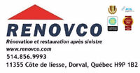Construction Worker and/or Renovator / Menuisier en finition