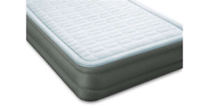 Camping air mattress in queen, full and twin size for 50% off