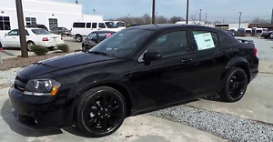 2014 Dodge Avenger SE Sedan (Blacktop Edition)