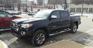 18 inch Limited Tacoma Rims with Michelin LTX M/S2 tires