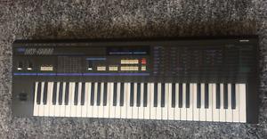 Korg DW-6000 Synthesizer
