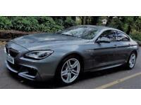 2016 BMW 6 Series Gran Coupe 3.0 640d M Sport Gran Coupe Steptronic 4dr