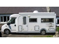 Autocruise Pioneer Monet, 2 berth, U shaped lounge Motor home for sale.