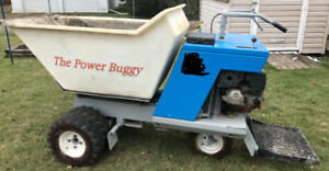 Power Buggy- also great for landscaping