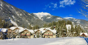 Panorama Mountain 4-BR Home Ski-In/Out with Hot Tub.