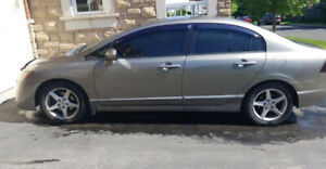 Selling Acura Csx 2008