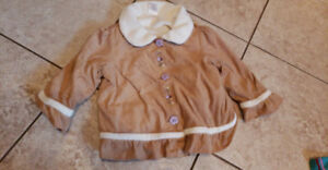 girls 2t jacket-super soft