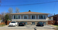 RECENTLY BUILT 3 + 2 BEDROOM DUPLEX - AVAIL. JUNE 15TH, 2015