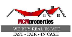 HOUSES WANTED (private Sale) - LOCAL INVESTOR - FAST, FAIR, CASH