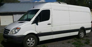 2011 Mercedes-Benz Sprinter Van 2500