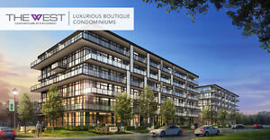 West Condos at Stationwest From $330,000 in Burlington @10%Down