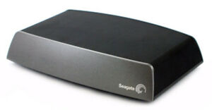 SEAGATE CENTRAL 3000GB, PERSONAL CLOUD STORAGE NAS, COMME NEUF