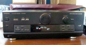 Technics SA-DX750 AV Stereo Receiver