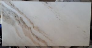 "12""x24"" Polished Marble Tile"