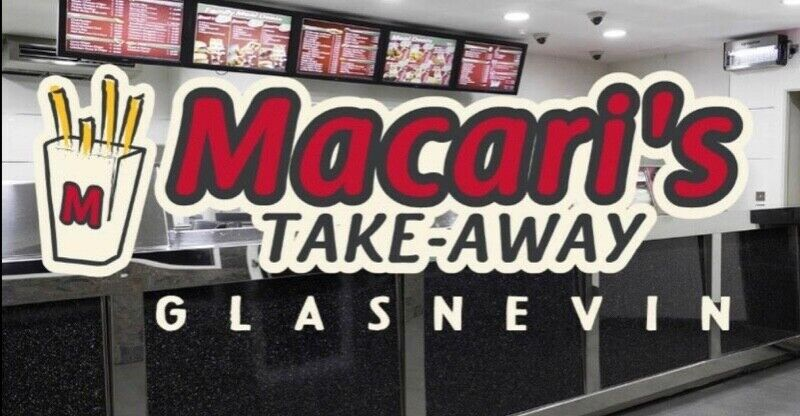 Glasnevin Fish & Chip Full-time Takeaway Staff required near DCU