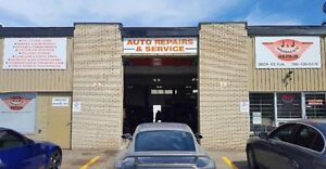 AUTOMOTIVE REPAIR AND SERVICE  (780) 436-0476