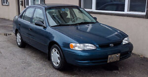 2000 Toyota Corolla VE for Sale
