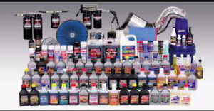 Amsoil Synthetic Lubricants and Additives