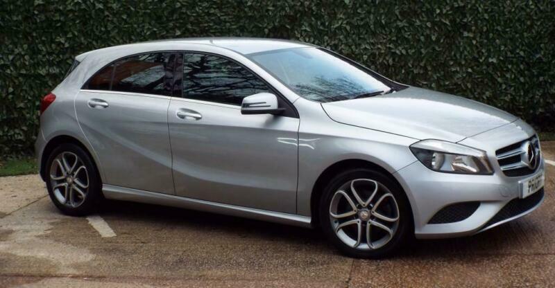 2015 Mercedes-Benz A Class 2.1 A200 CDI SPORT 5DR Hatchback Diesel Manual