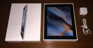 iPad 3, 32GB, WIFI and Cellular 4G Mint Shape