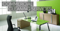 Industrial/commercial/residential cleaning services !