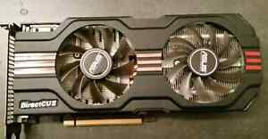 Carte Graphique Geforce Asus 560 Ti 1gb