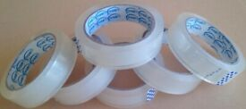 Sellophane tape 12 rolls 1 inch