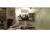 Chef de Partie urgently need for busy Kensington Restaurant