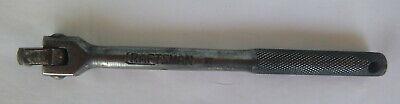 vintage Craftsman  underlined brealer bar 1/4