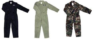 Kinder Overall / Kinder Piloten-Overall     Bitte Maßangaben beachten !