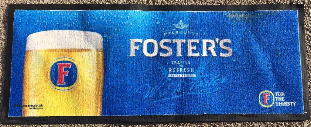 Fosters and Carlsberg Bar Runners | in Widnes, Cheshire | Gumtree