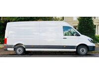 MAN AND VAN AVAILABLE 24/7 LARGE VAN