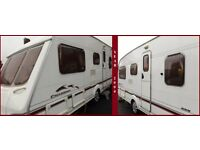 Swift Charisma 4 Berth Luxury Touring Caravan Abbey Ace Sterling Group REDUCED