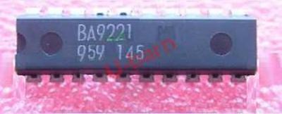 Rohm Ba9221 Dip-20 Digital-to-analog Converter 12 Bit Usa Ship