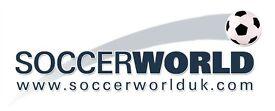 Receptionist at Soccerworld
