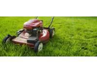Green grass gardening services