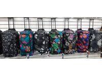 Travel Indoor/Outdoor Wheelie Duffel Bag Different Patterns
