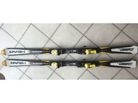 Head Cyber Racing Slalom Skis 175 with Tyrolia SP9 bindings