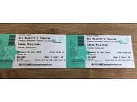 Sarah Millican Tickets For Sale - Saturday 21st July HMT Aberdeen
